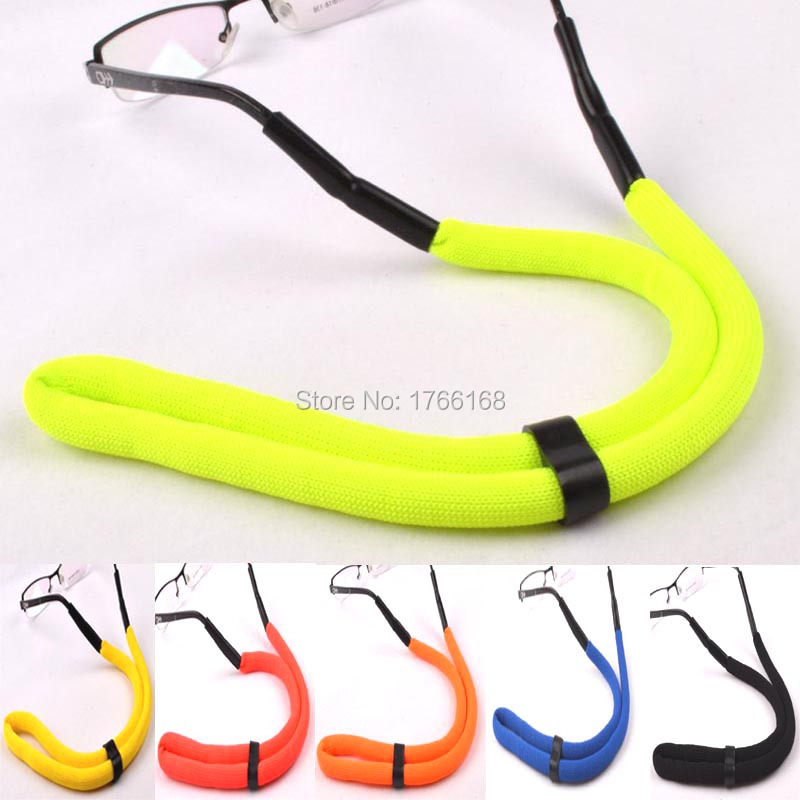 Adult Outdoor sport Glasses Floating Cords Sun Glasses Ski Snowboard Fishermen Boaters 6different colors