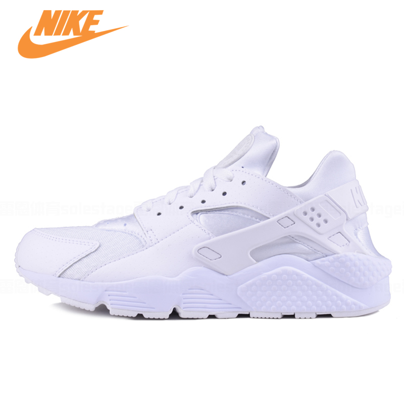купить Authentic New Arrival Official Nike AIR HUARACHE RUN Men's Breathable Running Shoes Sneakers Trainers по цене 5274.87 рублей
