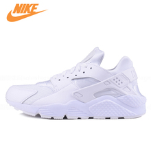 Authentic New Arrival Official Nike AIR HUARACHE RUN Men's Breathable Running Shoes Sneakers Trainers
