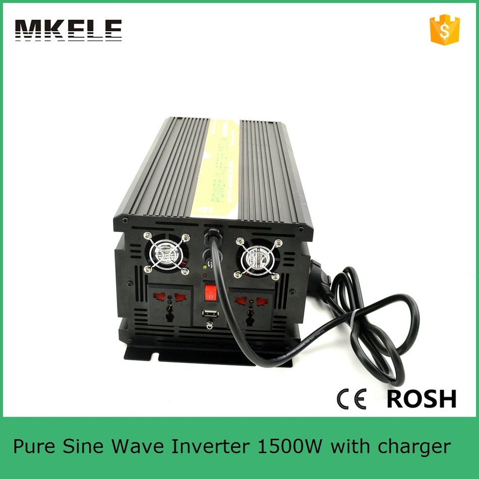 цена на MKP1500-241B-C 1500w inverter,pure sine wave inverter pcb inverter 24vdc to 120vac solar micro inverter with charger