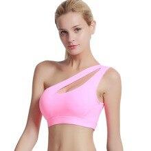 Women Sports Yoga Fitness High Impact Personality Sports Workout Bra