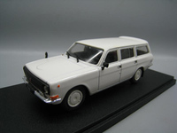 1/43 Former Soviet Union Russian GA 2412 Volga Alloy Vehicle Model Collection models 1:43 scale static car