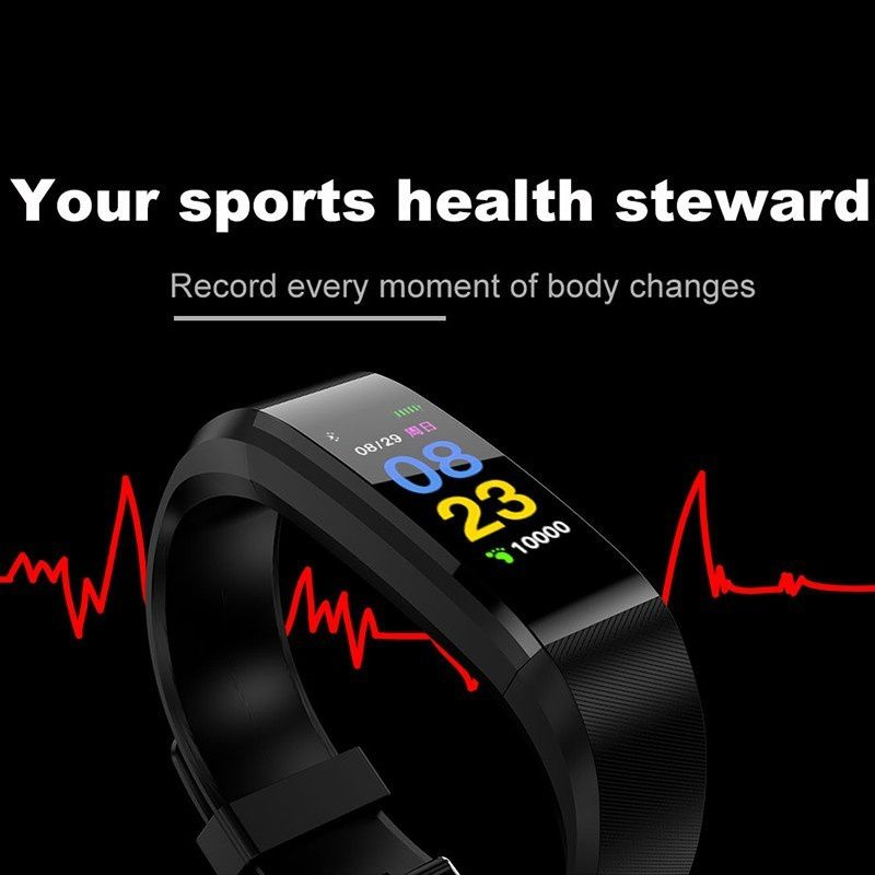 Blood Pressure, Heart Rate Monitor 16