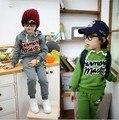 Дети мальчик комплект одежды детской одежды одежда для мальчиков бег гарсон дети костюм дизайнер одежды дети утка бег fille