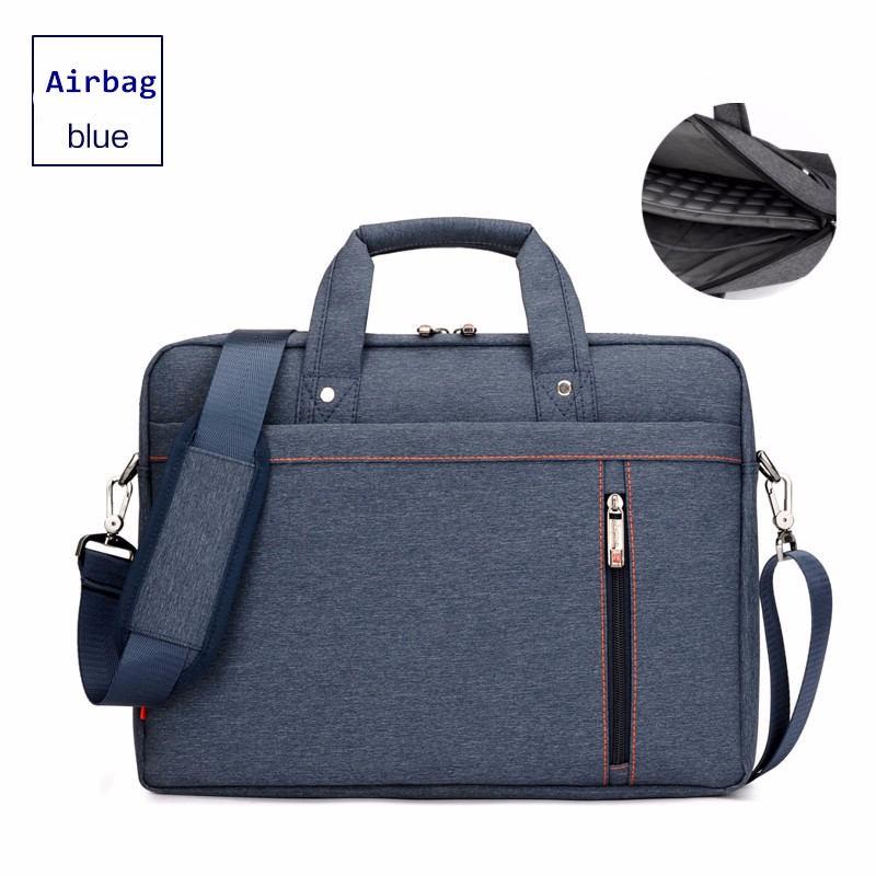 22ef1d86af2e Waterproof Laptop bag 17.3 17 15.6 15 14 13.3 13 12 inch Business Shoulder  Handbag Messenger Men and Women unisex Computer bag-in Crossbody Bags from  ...