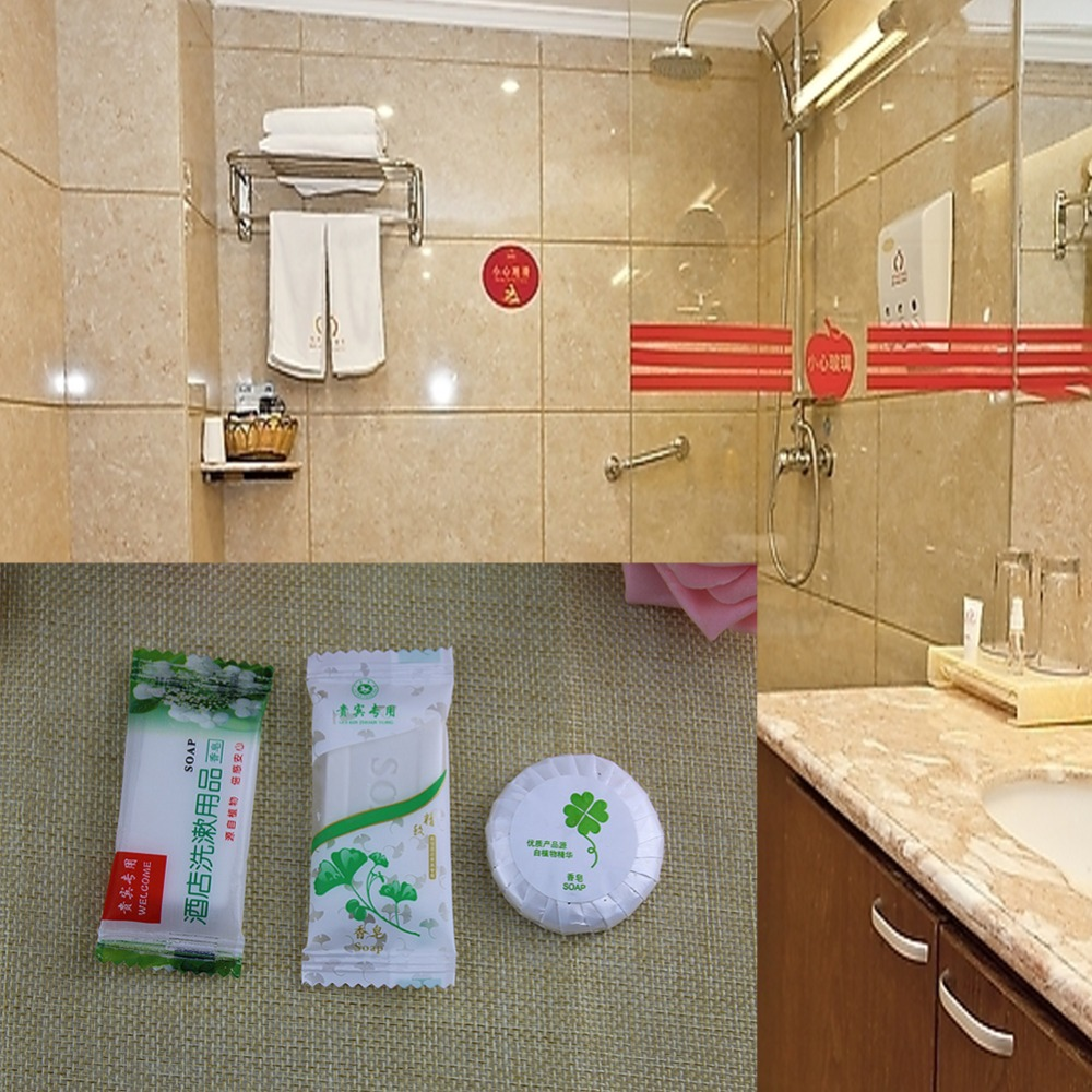Soap, Travel Soap, Hotel Hotel Room Disposable Soap, Bath Hotel, Hotel SuppliesSterilized, Fragrant, Soap In Public Places image