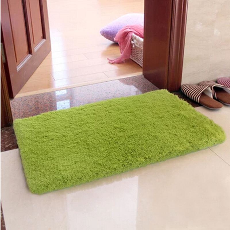 carpet 4060cm home supplies plus size fluffy rugs carpet floor mat home bedroom nti - Fluffy Rugs