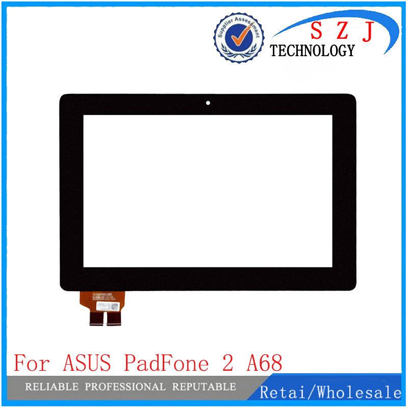 New 10.1 inch Replacement case For ASUS PadFone 2 A68 5273N FPC-1 Station digitizer touch screen Panel Glass Free Shipping for asus padfone mini 7 inch tablet pc lcd display screen panel touch screen digitizer replacement parts free shipping