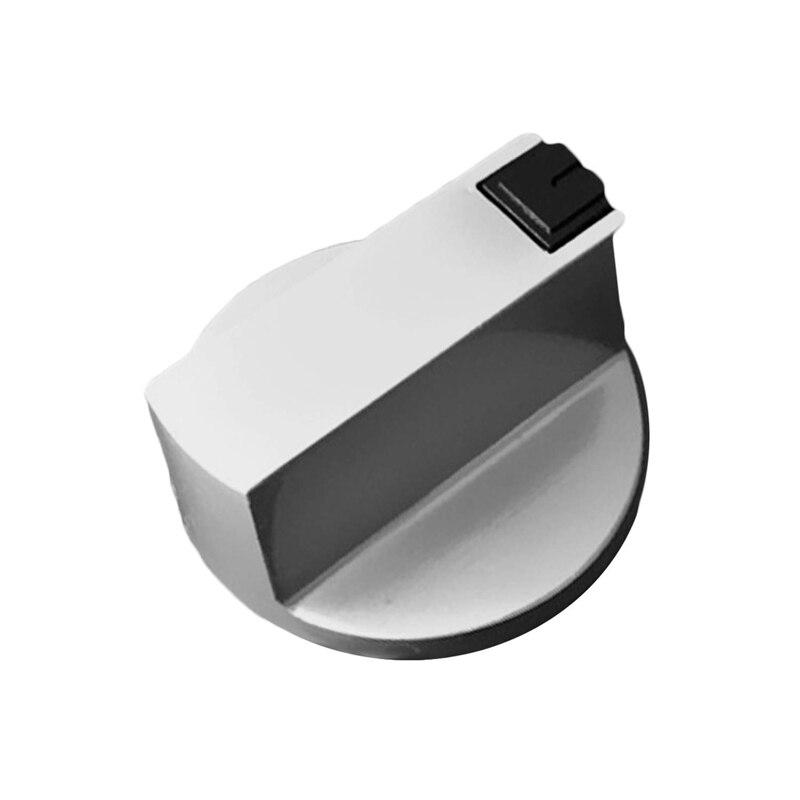 Топ!-плиты ручки для плиты, ручка духовки 6 шт., цинковый сплав 6 мм Универсальные серебряные ручки управления газовой плитой адаптеры духовка поворотный переключатель Co