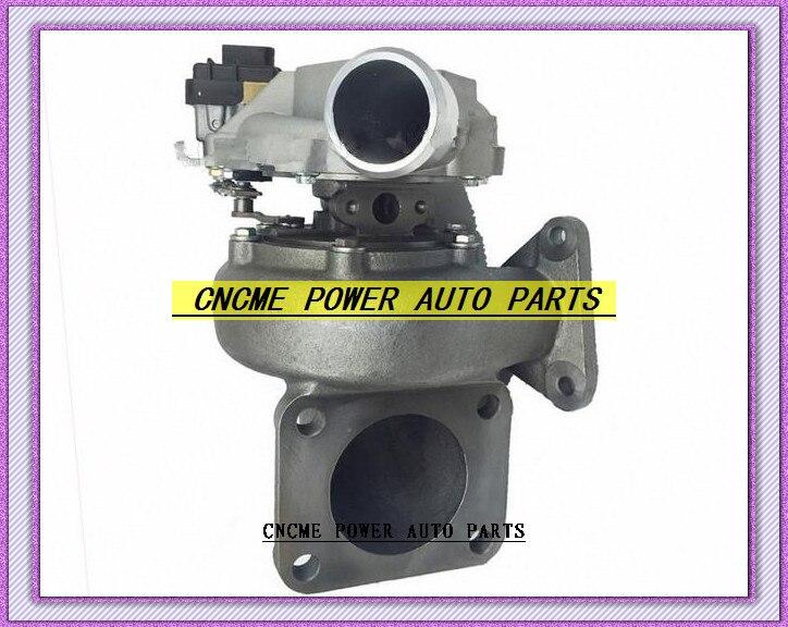 TURBO GTA2052VK 752610 752610-5009S 752610-5010S 6C1Q6K682EK 6C1Q6K682EL For Land Rover Defender Transit V348 TDCi Duratorq 2.4L