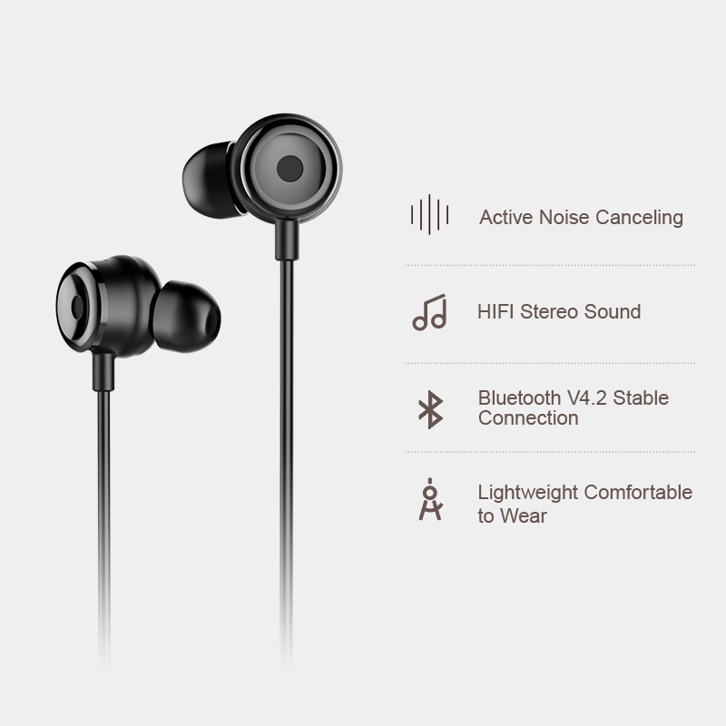 Earphone Active Noise Cancellation  2