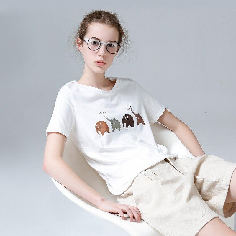 юелая с принтом футболка свободная купить в Китае