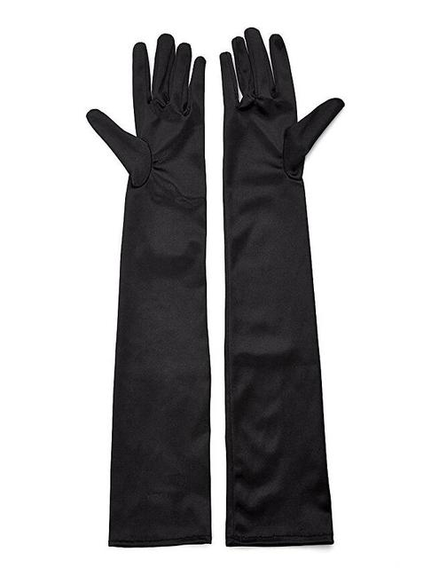 Elegant Gloves Matching Evening Dresses