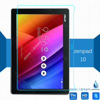 For Asus Zenpad 10 Tempered Glass Screen Protector 2 5 9h Safety Protective Film On Zen