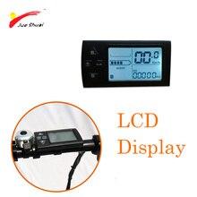 36 в 48 в ЖК-дисплей для электрического велосипеда bldc контроллер панель управления для электрического велосипеда e набор для электровелосипеда запчасти