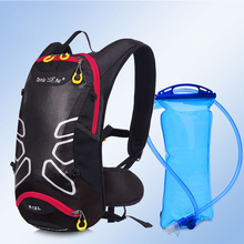 Cycling Water Bag Outdoor Sports Running Water Bag Backpack Ultra-light Men and Women Mountain Camping Shoulder Drinking Bag