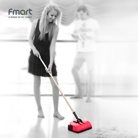 Fmart FM A310 Vacuum Cleaner For Home Electric Broom Sweeper Dust Cleaners Household Cleaning Drag Sweeping