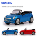 High Simulation Exquisite Kid Toys New \ Original Convertible Mini Cooper s Model 1:43 Alloy Toy Car Model Excellent Gifts
