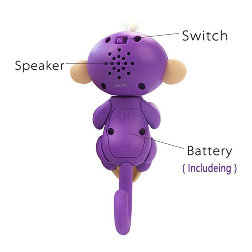 2018-Authentic-Fingerlings-Interactive-Baby-Monkeys-WowWee-Toy-Colorful-Finger-Monkey-Smart-Induction-Toy-for-Kid-New-Year-Gift-3