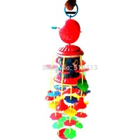 Baby Bed Bell Chain Wind Up Wind Chime Toys 0 And 1 Year Old Baby Bed