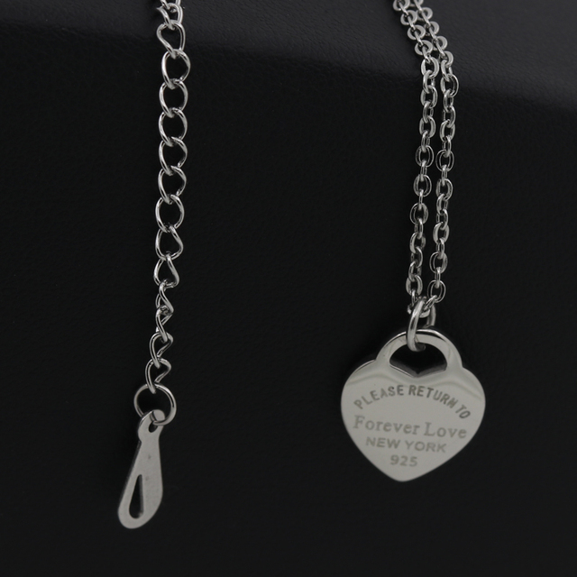 Фото модные роскошные от известной марки любовный ожерелье для женщин цена