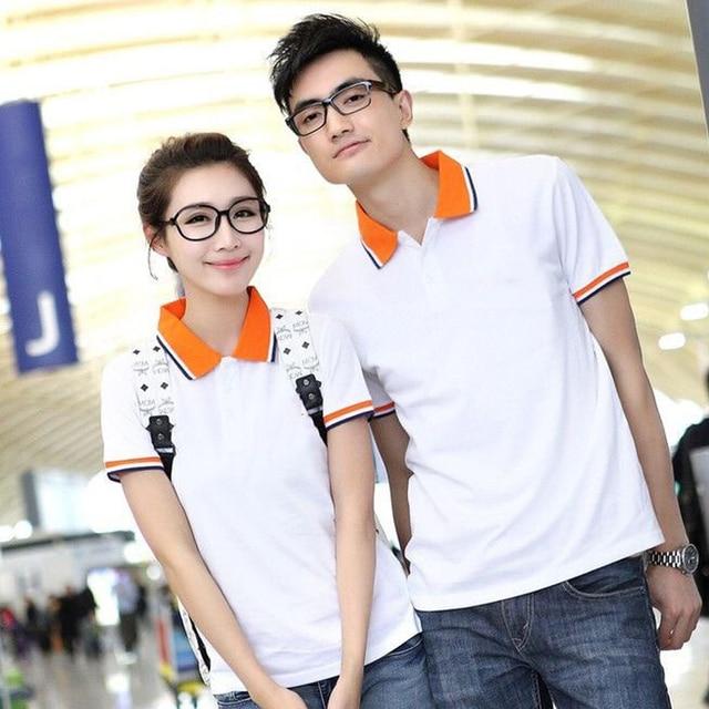Caliente de moda camisa de Polo del verano transpirable de manga corta para da vuelta abajo Patchwork Tees alta calidad marca de ropa Tops