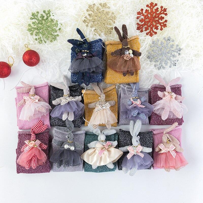 Children Socks Girls Cotton Gold Silver Flashing Socks Sweet Net Yarn Lace Socks