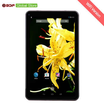 New 9 Inch Cheap Video Pad Tablets Pc Quad Core 8GB Storage Android 4.4 OS 800*480 TFT LCD Screen Gift for Kids
