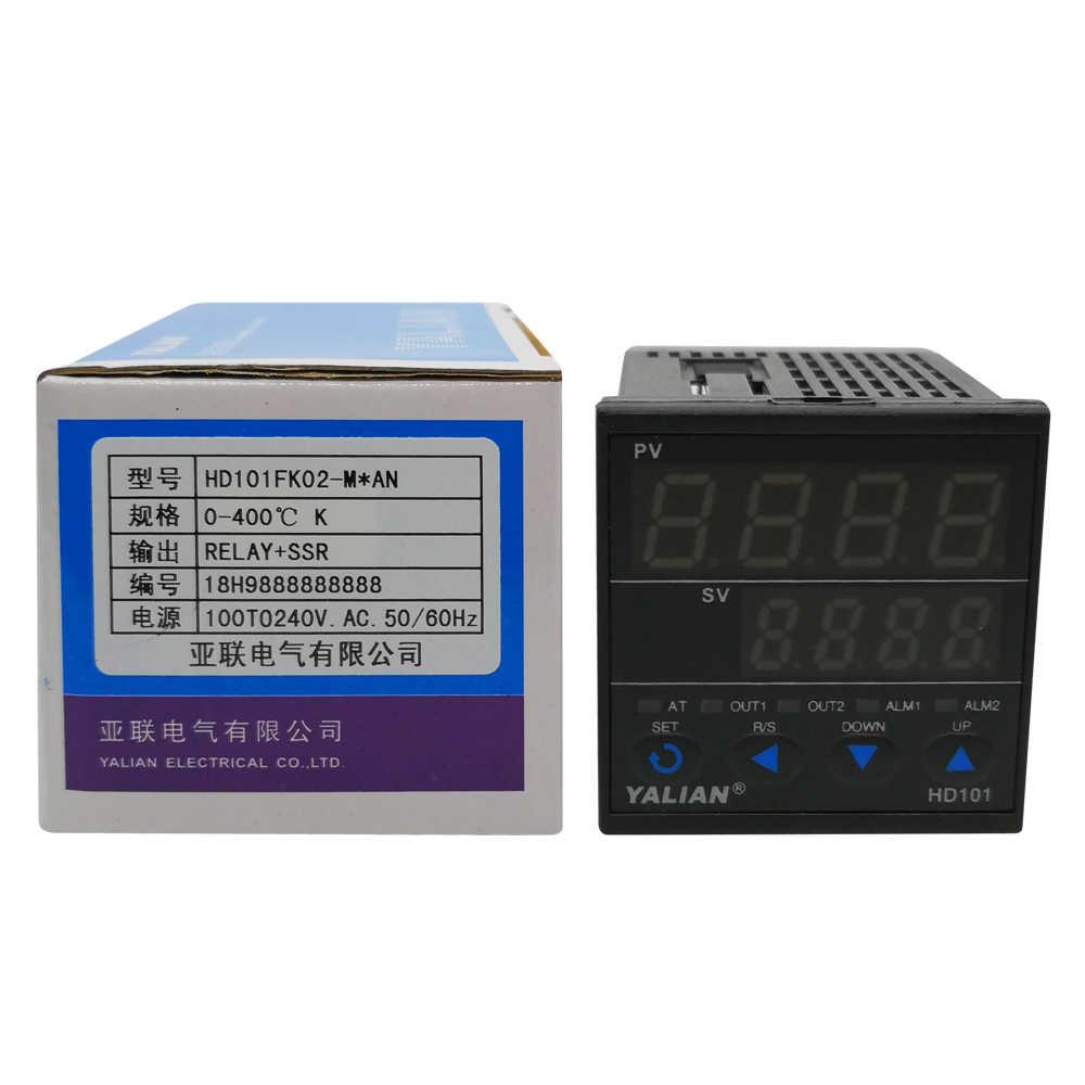 2018 nouveau beau contrôleur de température de four pid de haute précision contrôleur de température numérique de bonne qualité pour l'industrie, etc.
