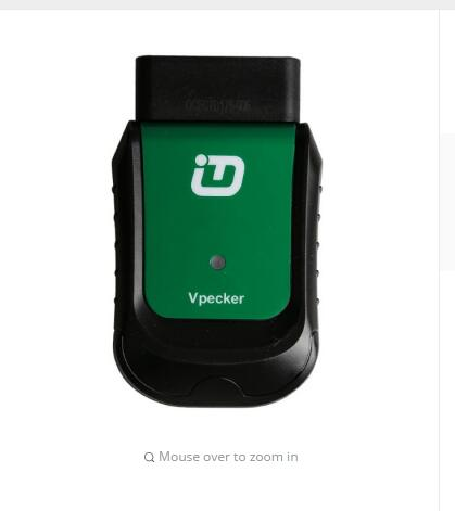 Wireless VPECKER Easydiag V8.2 OBDII Full Diagnostic Tool Works on Windows10 Better Than X431 Idiag
