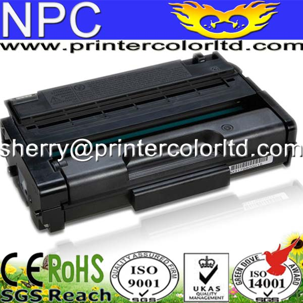 цены  SP3400) toner laser cartridge for Ricoh Aficio SP3400 SP3410 SP3500 SP 3400 3410 3500 406522 bk (5,000 pages) free shipping