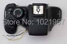 Camera Repair Replacement Parts EOS Rebel T3 Kiss X50 1100D top cover for Canon