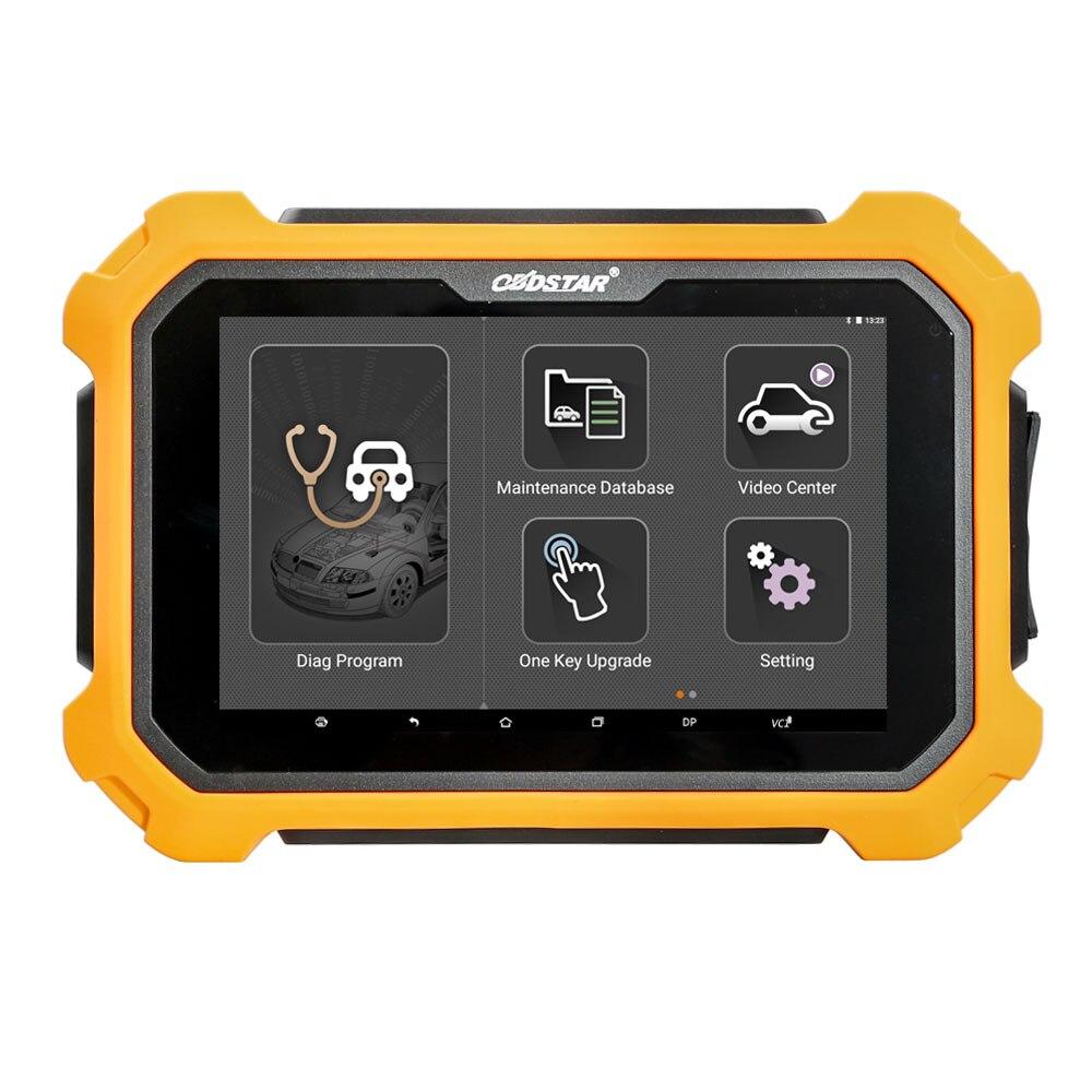 OBDSTAR X300 DP Plus PAD 2 B Immobilizer pakietu + funkcja specjalna + korekta przebiegu