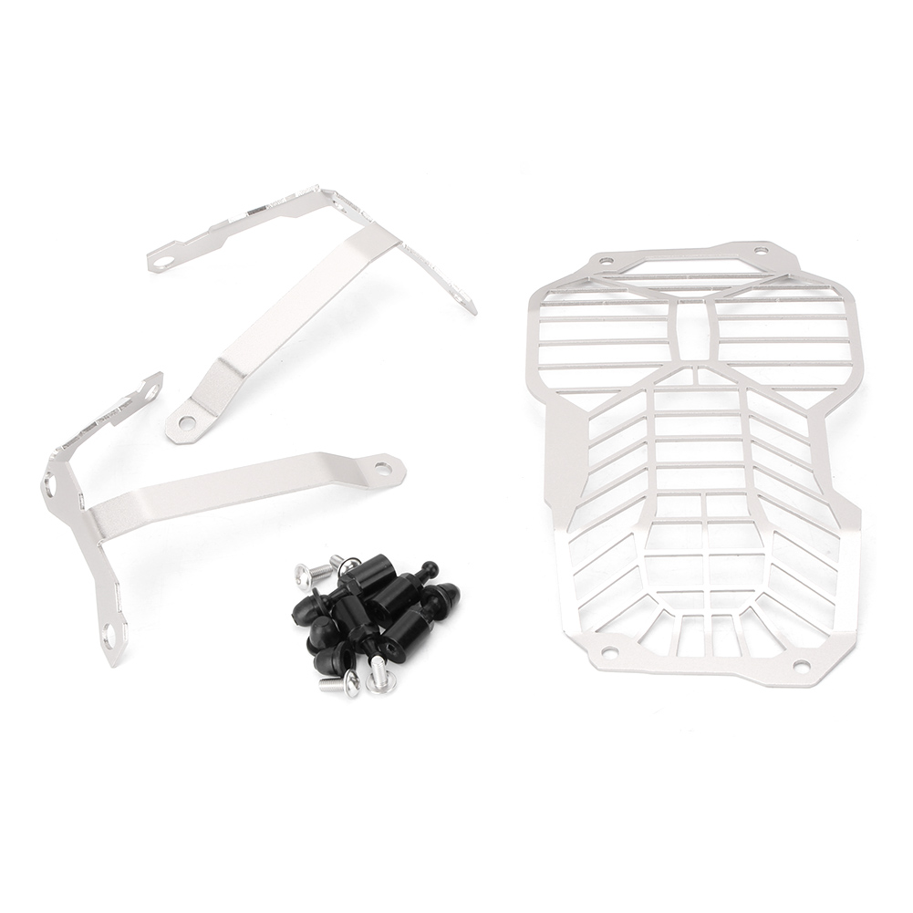 Front Headlight Lamp Grille Cover Guard Grill Protector