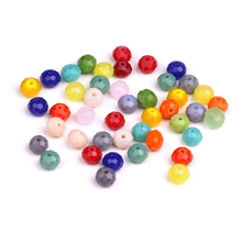 400PCS/LOT New Arrival Crystal Rondelle Beads 2mm Free Shipping Natural Stone Beads Strand Glass Spacer Beads Charm