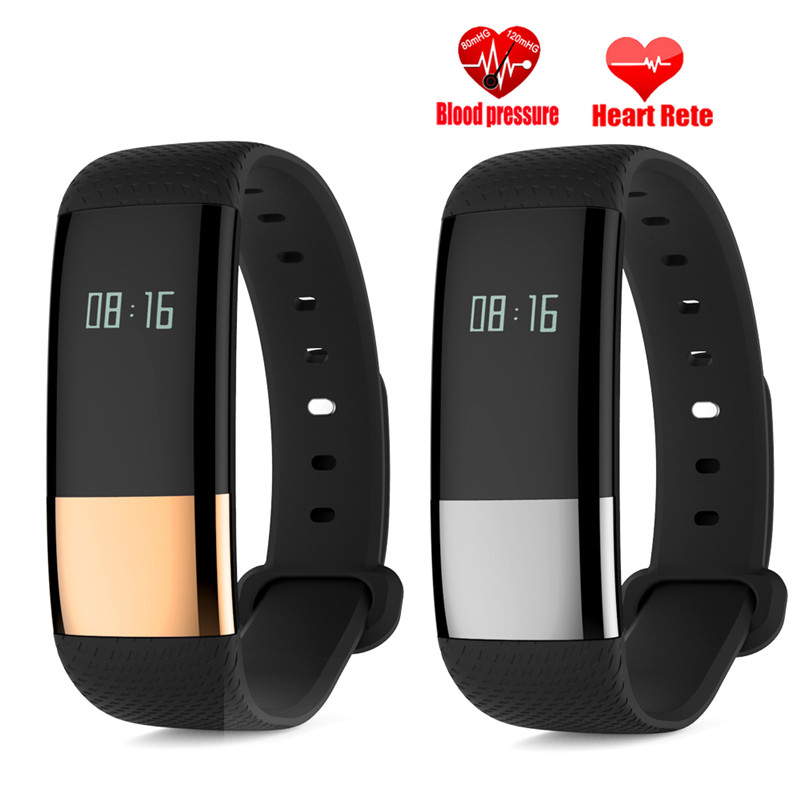KRIMISSY M4 Bluetooth Smart Band Fitness Tracker Step Counter Activity Monitor Band Alarm Sport Wristband for Xiaomi IOS Android