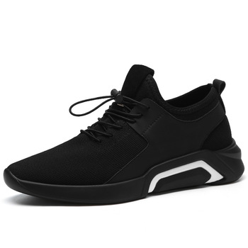 BONJEAN New 2019 Men Casual Shoes flat Sneakers Breathable Fashion skidproof slip-on Shoes Mens loafers Big Plus Size zapatillas de moda 2019 hombre