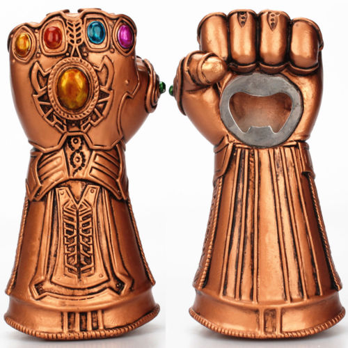 The infinity gauntlet opener 5