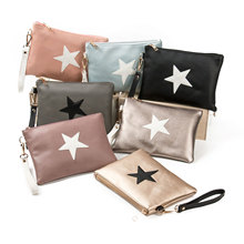 Fashion Women Envelope bag Summer Designer Clutch Bag Evening Female Handbag Star 2019 Messenger Shoulder Bags