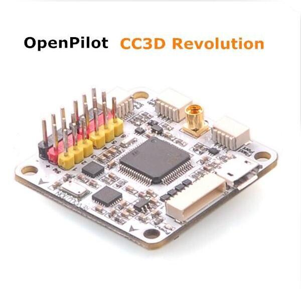 Xiangtat OpenPilot CC3D Revolution Revo 10DOF STM32F4 Flight Controller Staight Pin
