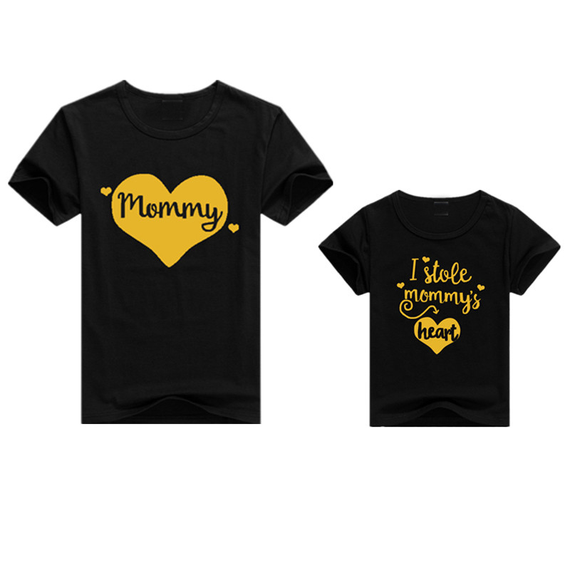 deca94d07ac20 Family Matching Outfits Mother And Daughter Clothes Daddy Mommy and ...