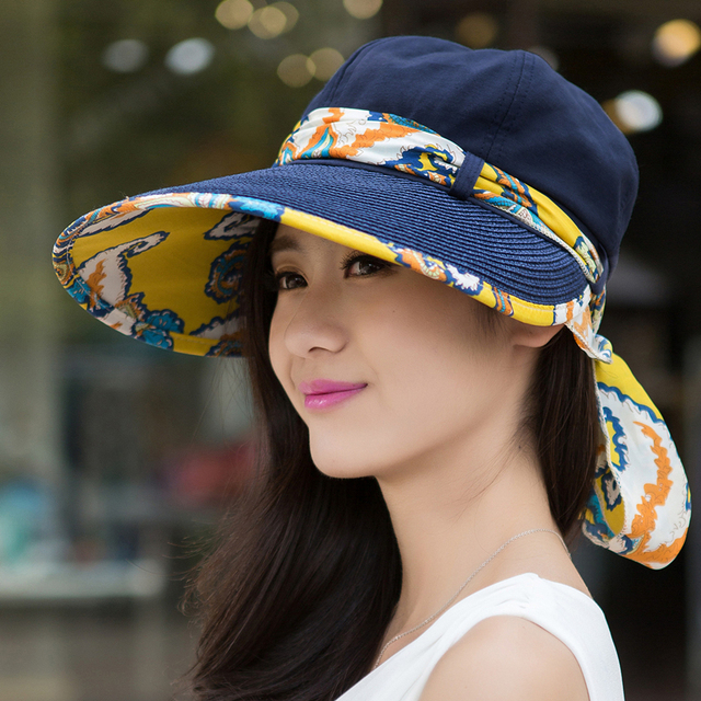 Sun Hat Straw Polyester Adult Girls Solid Panama Fashion Women Summer  Hollow Fancy Hats For Wholesale 27c86b9582e