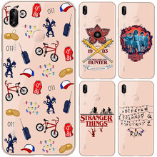 Stranger things season 3 poster Case For Huawei