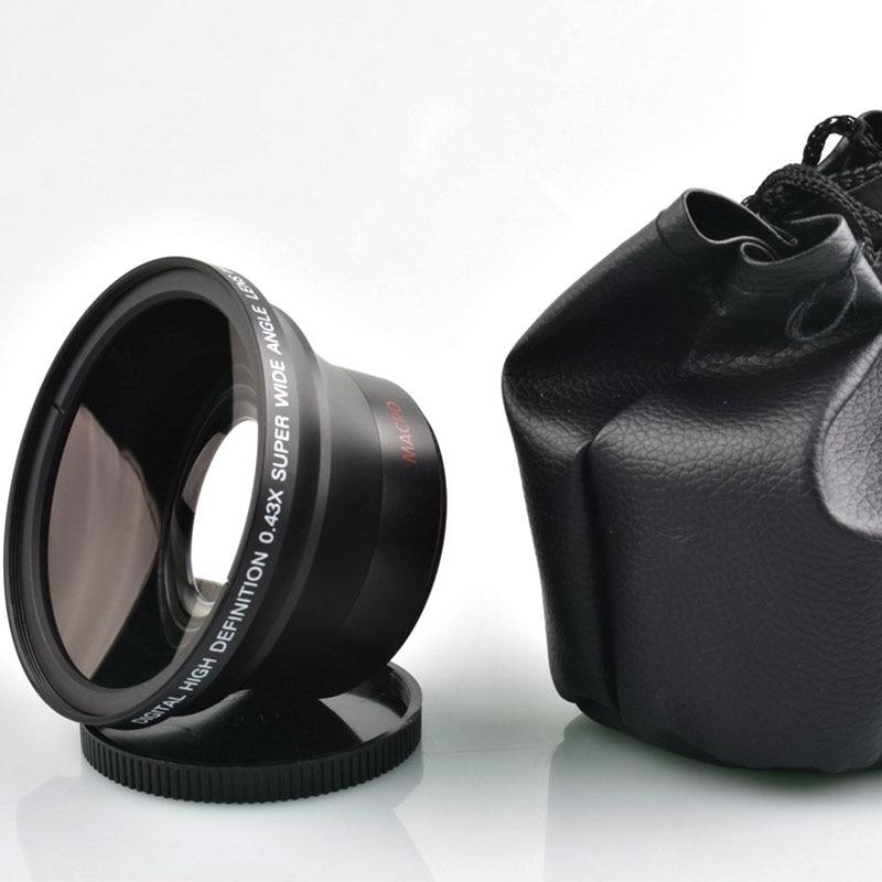58MM 0.43x Professional HD Wide Angle Lens for Canon/Nikon/Sony/Minolta/Pansonic/Olympus/Pentax58MM 0.43x Professional HD Wide Angle Lens for Canon/Nikon/Sony/Minolta/Pansonic/Olympus/Pentax