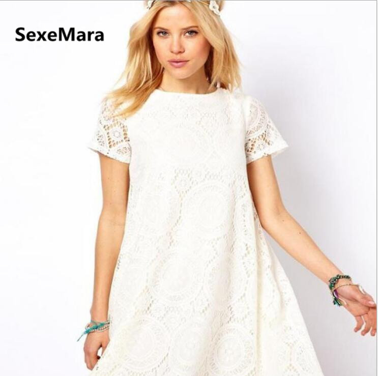 Compare Prices on Strapless White Sundress- Online Shopping/Buy ...