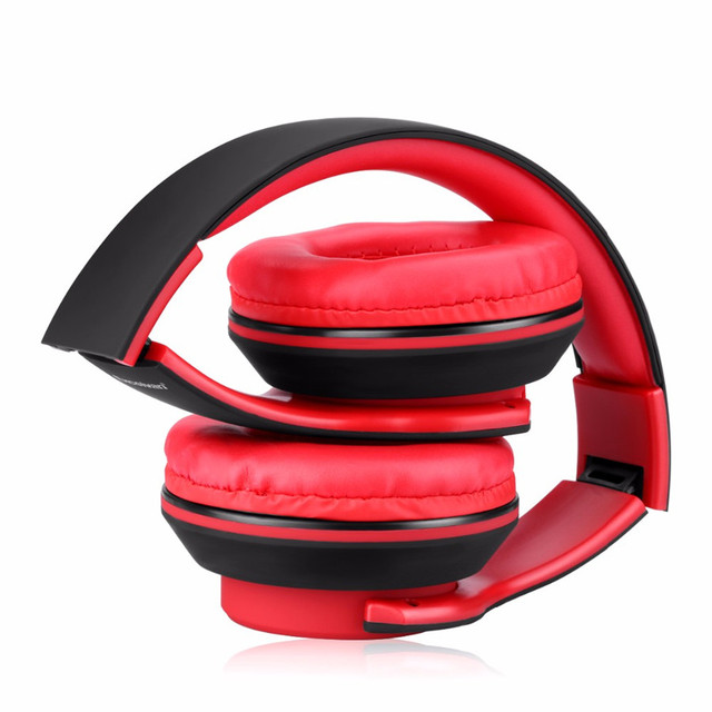 Folding Wireless Bluetooth Hifi Headphones