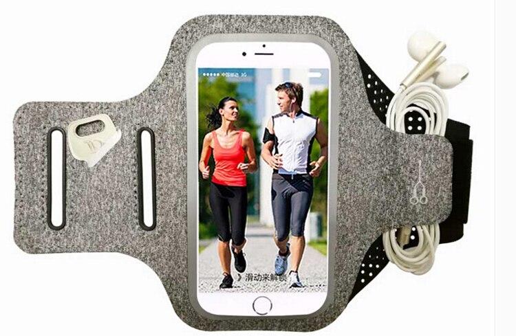 Водонепроницаемый спортивные повязку Сенсорный экран случае пояс мобильный Телефонные чехлы для Motorola Moto X <font><b>Play</b></font>/x Force/<font><b>Droid</b></font> maxx 2