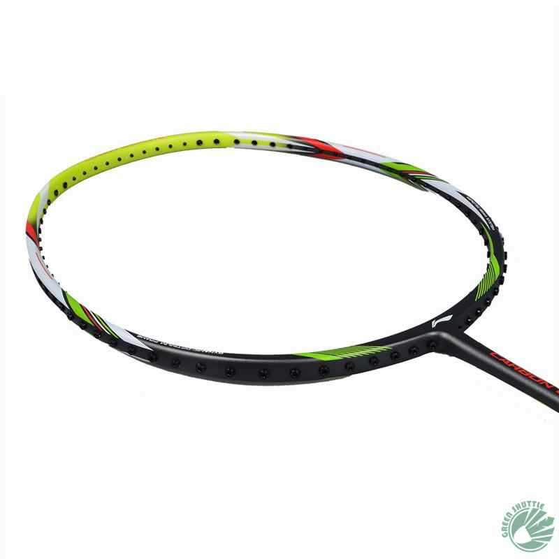 Genuine 2019 New Li-ning Badminton Racket High Carbon Easy To Operate Badminton Racquet Get Strung With Gift