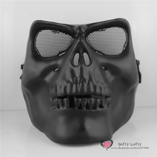 CS Soldiers Mask Protection 3 colors - Black 1