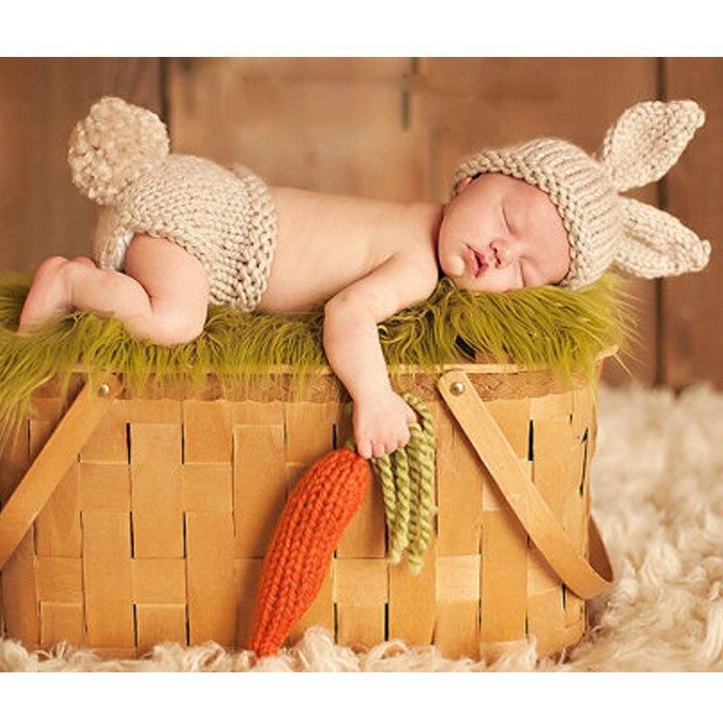 Newborn Photography Props Baby Photo Blanket 6 Colors 4M Long Basket  Acrylic Filler Braid Basket Stuffer atrezzo fotos bebeUSD 14.99 piece Baby  Boy Hat ... 39782a1e253f